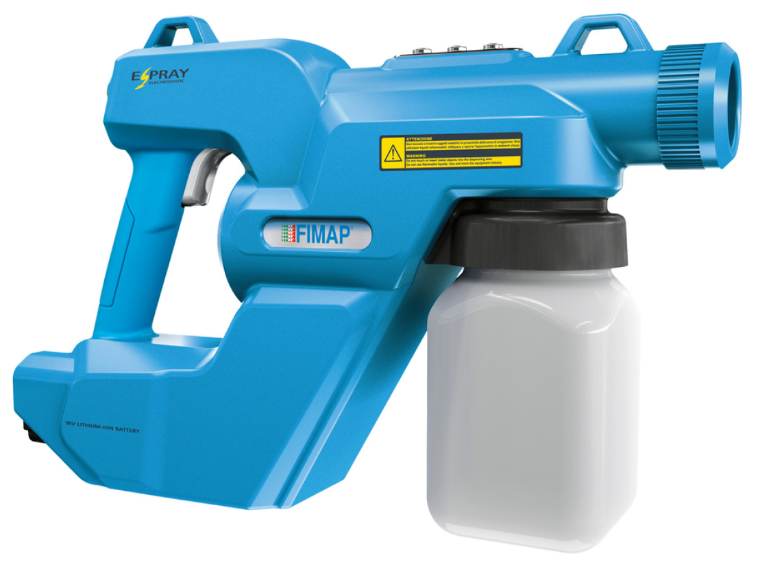 E-Spray Electrostatic Applicator   Medical Supermarket