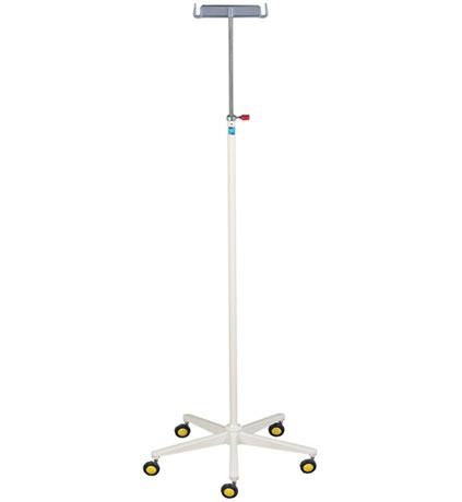 Free Standing Adjustable Transfusion Pole   Medical Supermarket