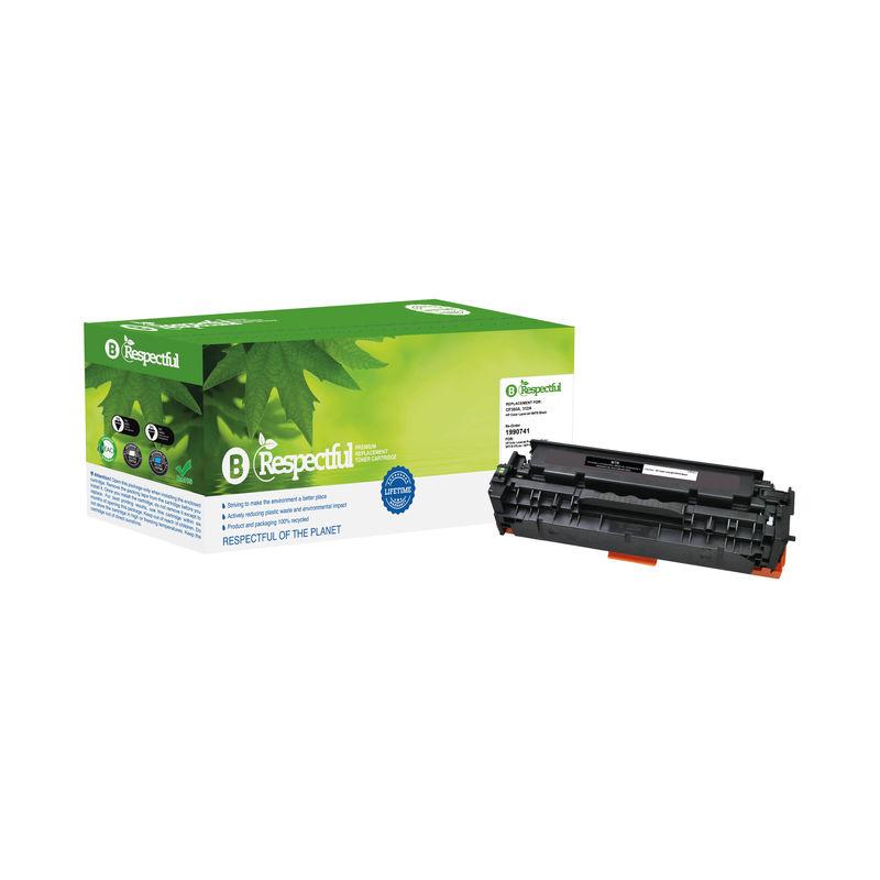 Compatible HP No.312A Toner Black | Medical Supermarket