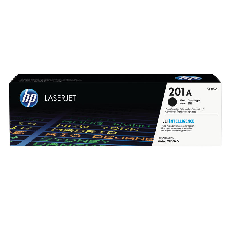 HP No.201A Toner Black | Medical Supermarket