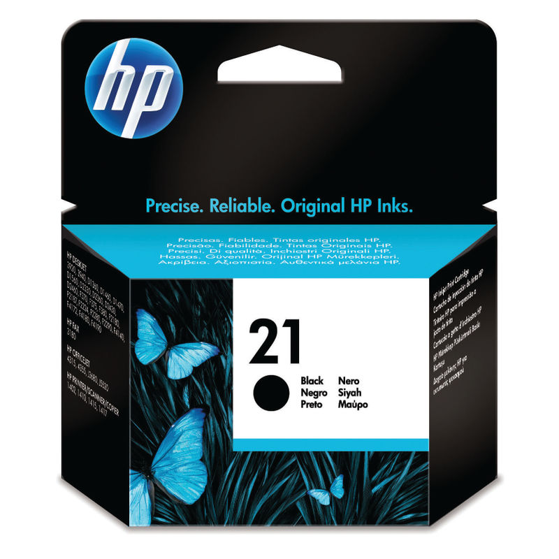 HP 21 Ink Cartridge | Medical Supermarket