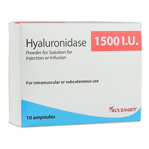 (POM) Hyaluronidase 1500u | Medical Supermarket
