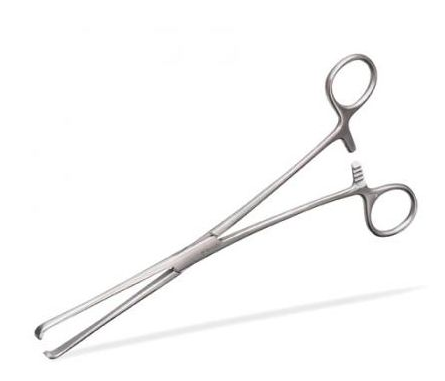 Teales Vulsellum Forceps Straight Toothed - Pack of 20 | Medical Supermarket