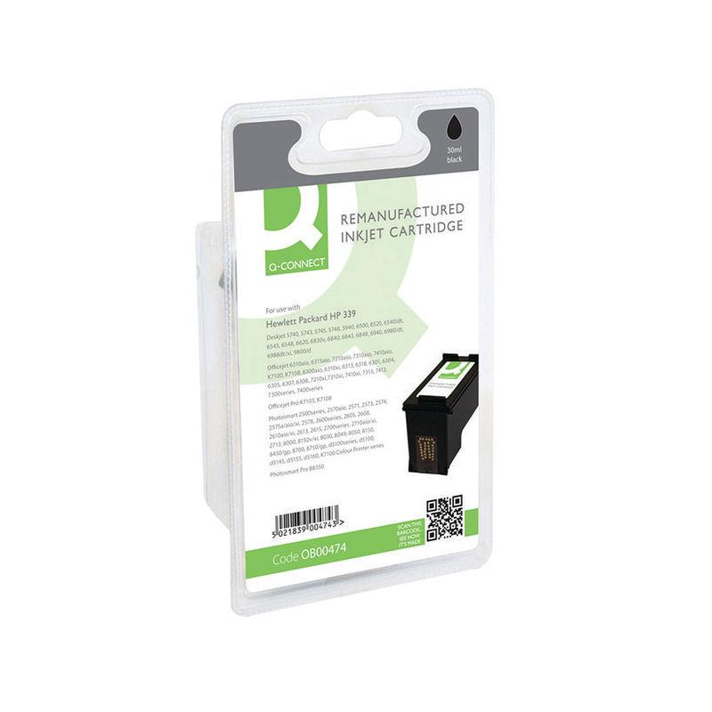 Compatible HP No.339 Black Toner | Medical Supermarket