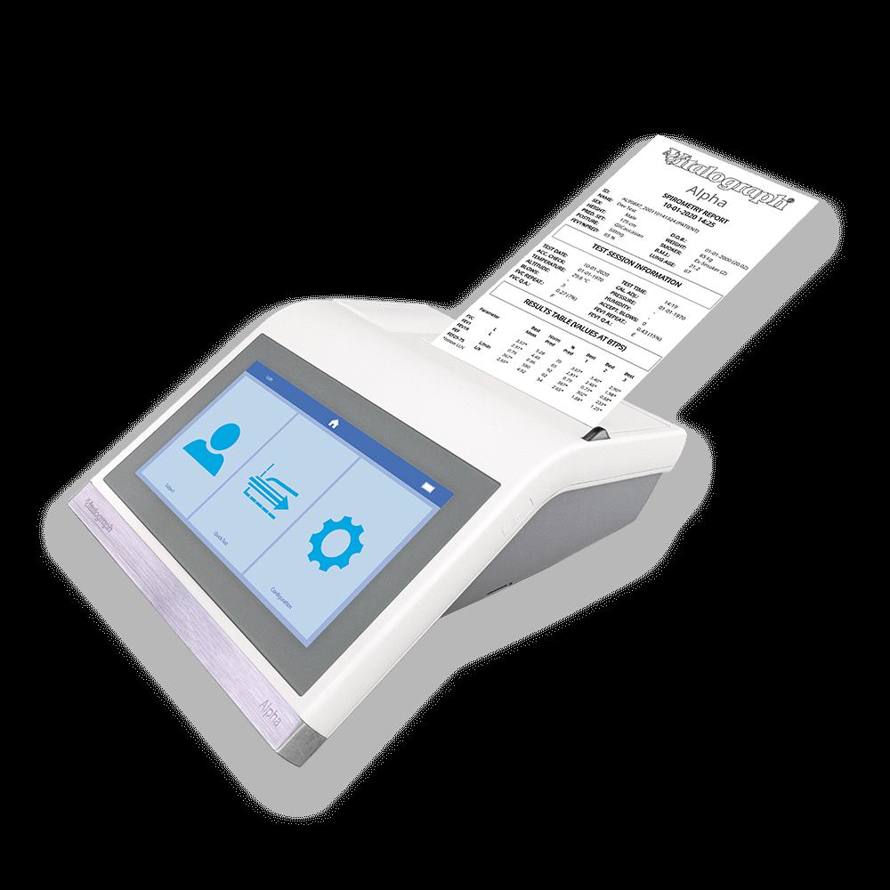 Vitalograph Alpha Spirometer | Medical Supermarket