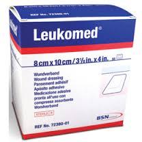 Leukomed Adhesive Dressing 8cm x 10cm | Medical Supermarket
