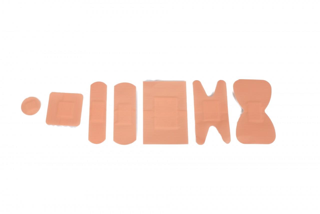 Washproof Plasters Assorted | Medical Supermarket