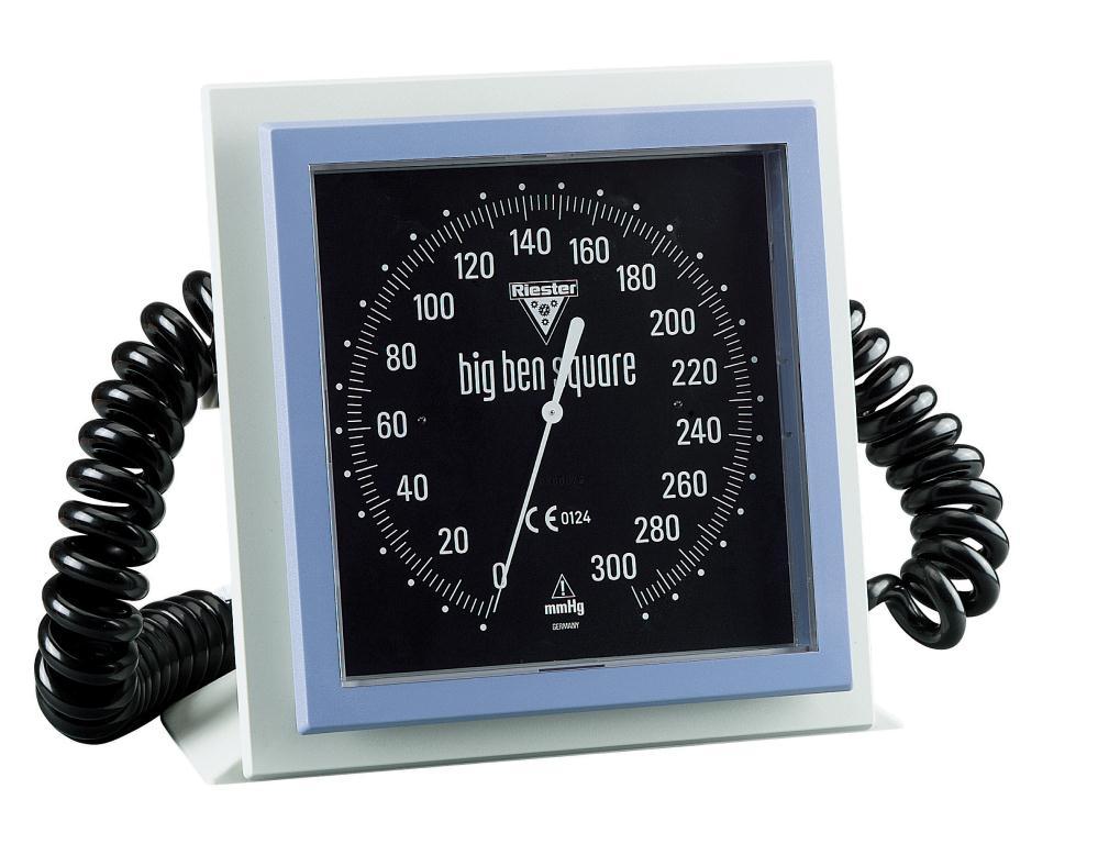 Riester Big Ben Sphygmomanometer Square: Desk | Medical Supermarket
