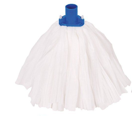 Non - Woven Midi Mop Head Blue | Medical Supermarket