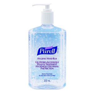 Purell Advanced Hygienic Hand Rub 300ml Pump Bottle | Medical Supermarket