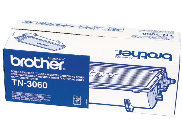 Brother TN3060 High Capacity Black Toner | Medical Supermarket