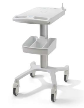 Welch Allyn Mortara ELI150c Trolley   Medical Supermarket