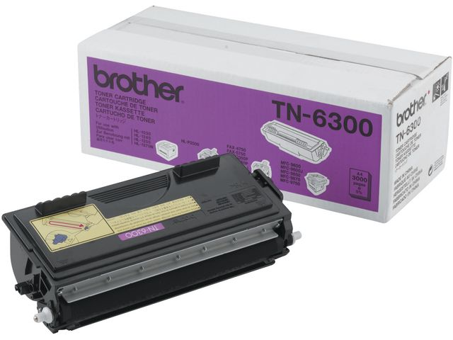 Brother TN6300 Toner | Medical Supermarket
