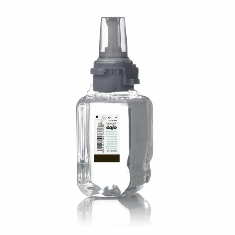 Gojo ADX-7 Mild Foam Hand Wash Fragrance Free,700ml   Medical Supermarket