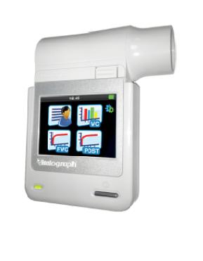 Vitalograph micro Spirometer | Medical Supermarket