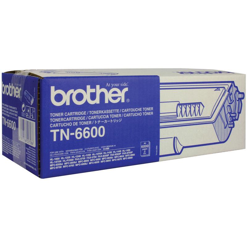 Brother TN6600 High Capacity Toner | Medical Supermarket