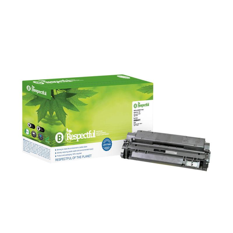 Wecare Remanufactured HP13X Toner, Black | Medical Supermarket