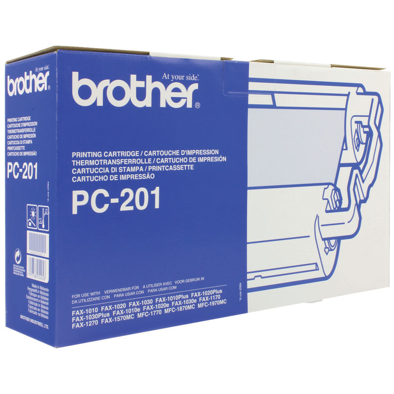 Brother PC-201 Fax Cartridge | Medical Supermarket
