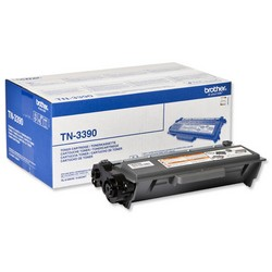 Brother TN3390 High Capacity Black Toner | Medical Supermarket