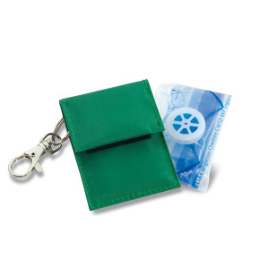 Relishield Face Shield in Keyring Pouch | Medical Supermarket