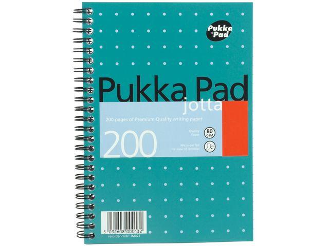 Pukka Pad A5 Jotta Wirebound Notepad | Medical Supermarket
