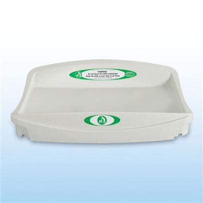 Counter Top Baby Changing Unit White | Medical Supermarket