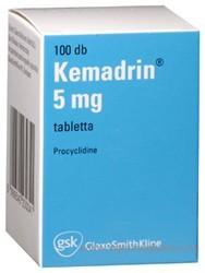 (POM) Kemadrin 5mg (Procyclidine)   Medical Supermarket
