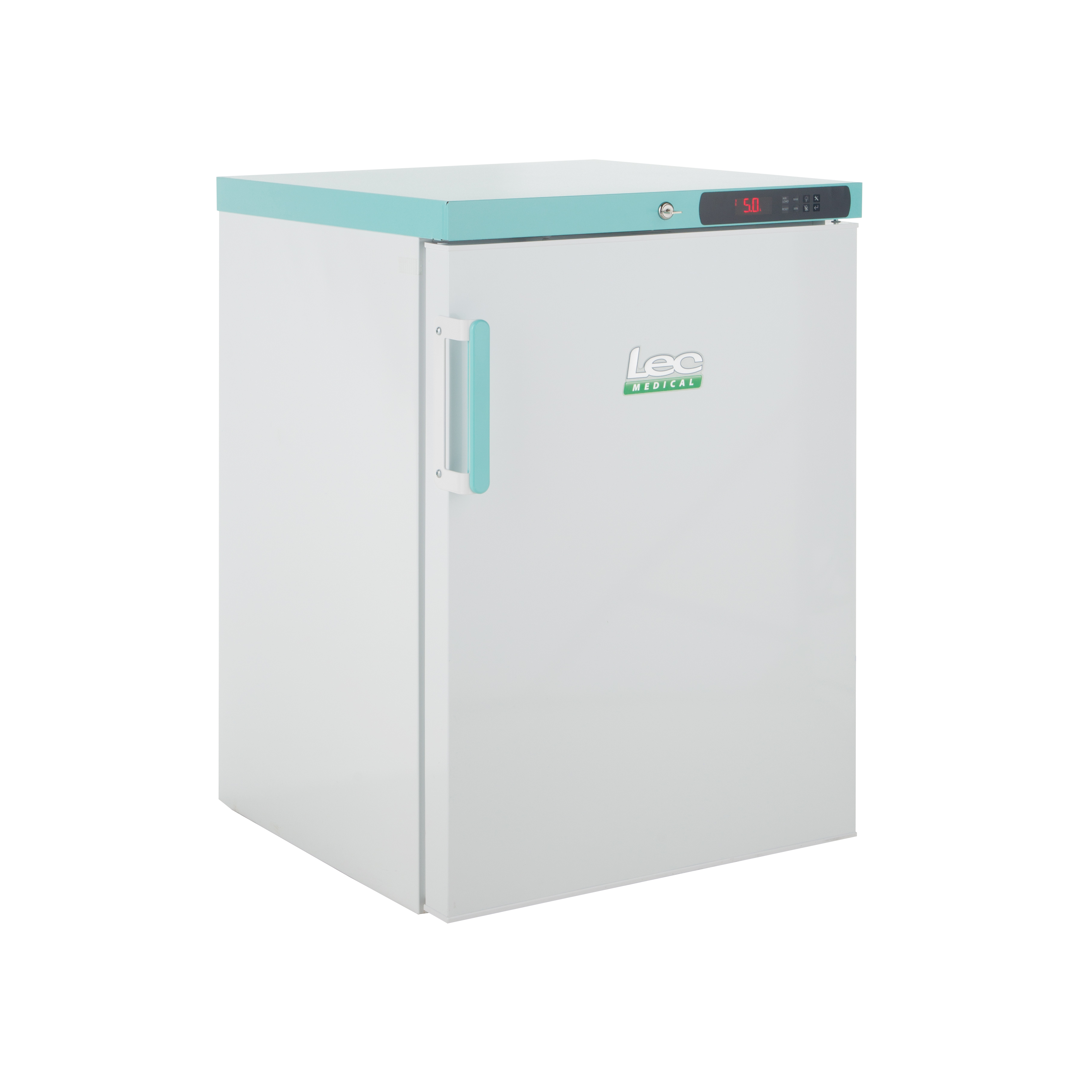 Lec PPSR158UK Pharmacy Refrigerator with Solid Door (158 Litres) - Under-counter   Medical Supermarket