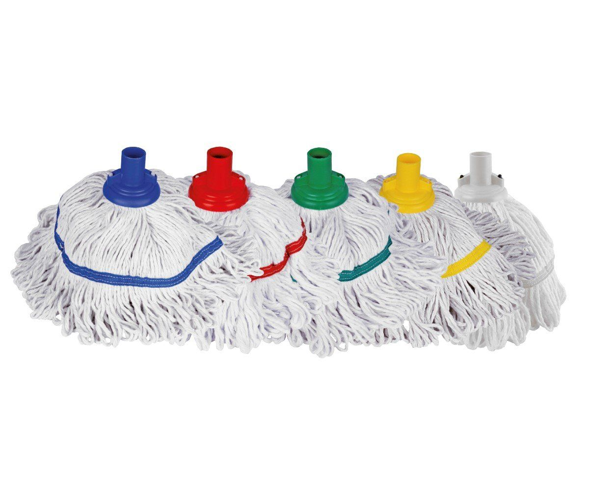 Blended Mop Head (200 Grams) Red | Medical Supermarket